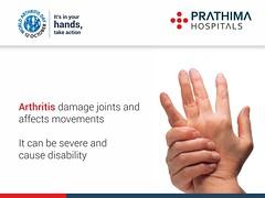 Prathima hospitals - world arthritis day (1)