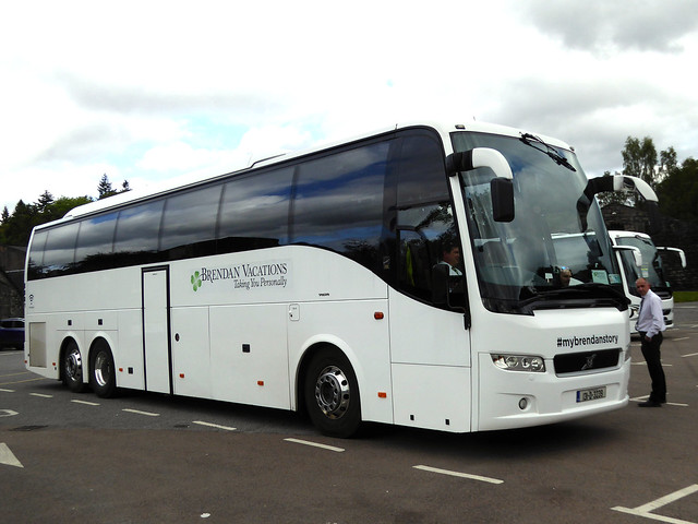 131-D-3239  Volvo B13RT/ 9700  C53Ft - Bernard  Kavanagh, Urlingford, Co. Kikenny, Ireland.