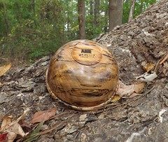 Spalted magnolia bowls