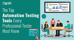 The Top Automation Testing Tools Every Professional Tester Must Know
