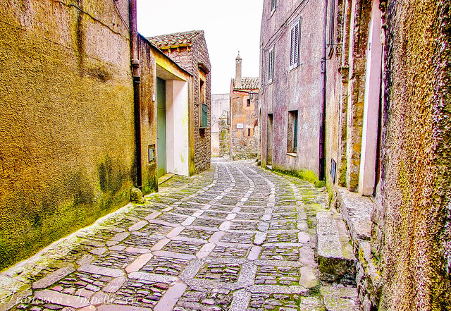 Ancient Streets