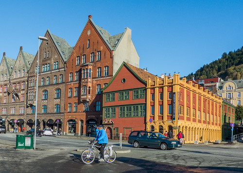 The Hanseatic Museum, Bergen, Norway -EXPLORED 16/10/2017-