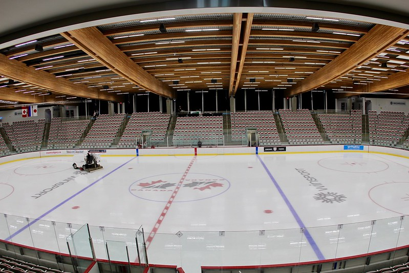 Markin MacPhail's Ice Rink