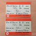 Sugar Loaf Halt Railway ticket 2917 10 17