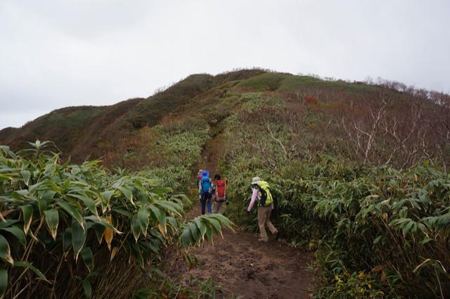 日本百名山 荒島岳アタック! その3 荒島岳山頂