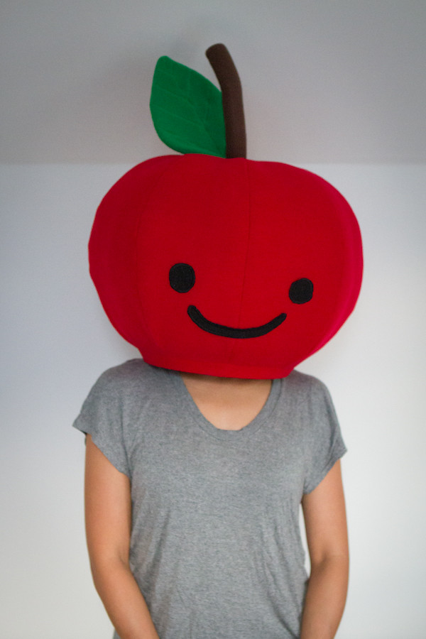 Apple Head Project