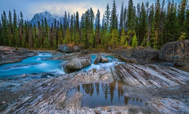 Natural Bridge (Yoho NP, BC, Canada)