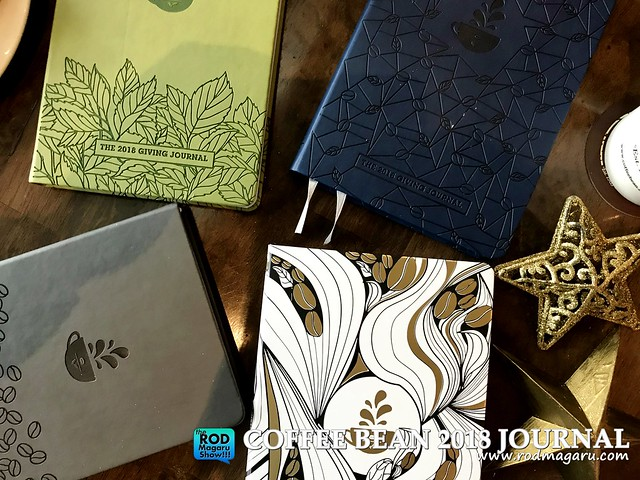 Coffee Bean 2018 Journal
