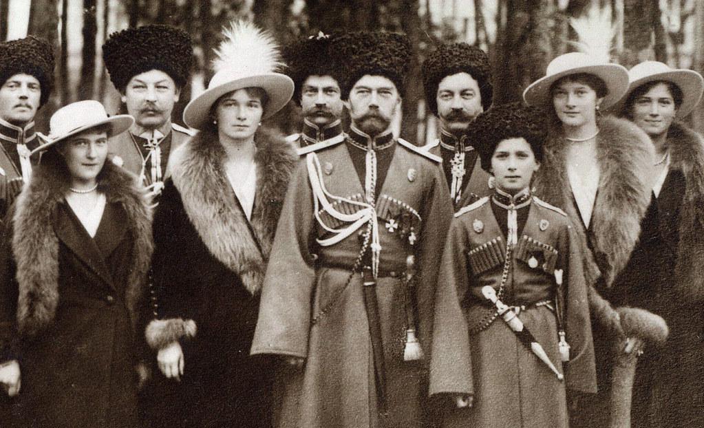A queda da Dinastia Romanov + DEBATE