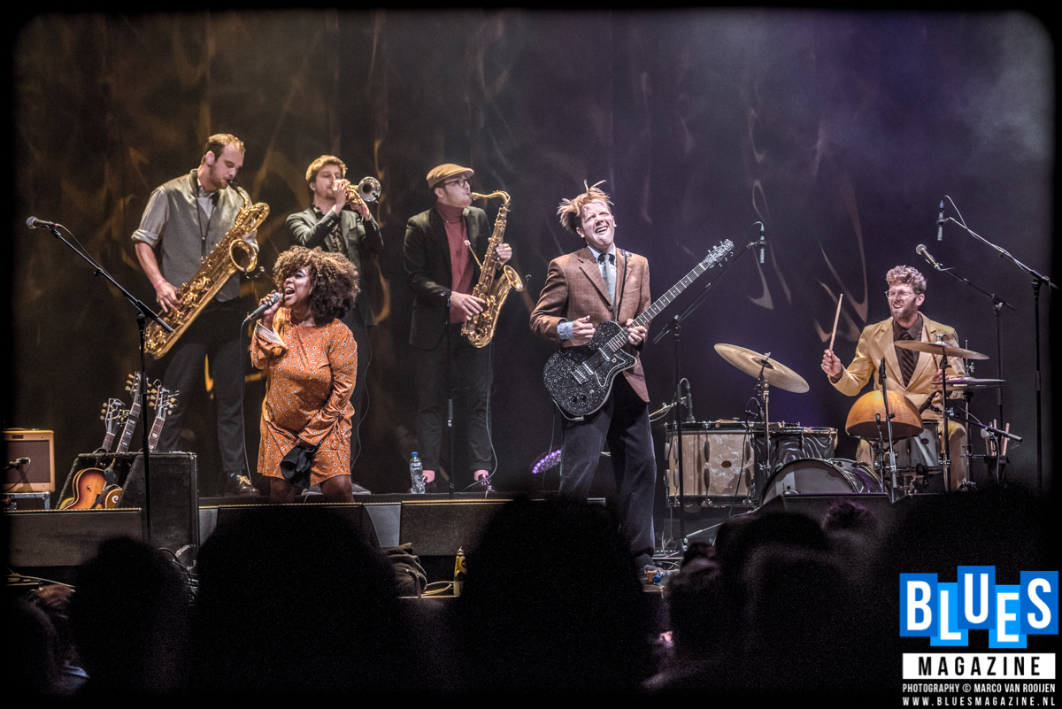 Michelle David And The Gospel Sessions @ Ramblin Roots Festival 2017
