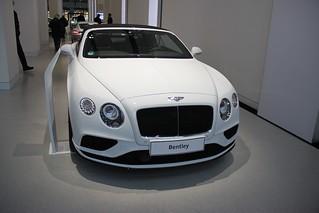 Bentley at Berlin, Germany