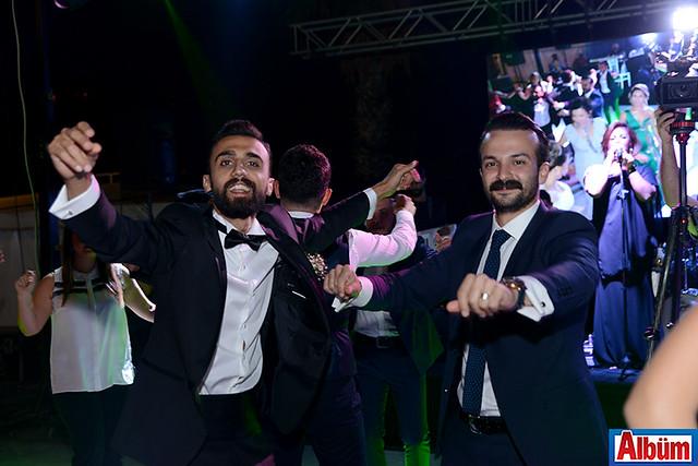 Tevfik Kemaloğlu, İnci Yüksel düğün-7