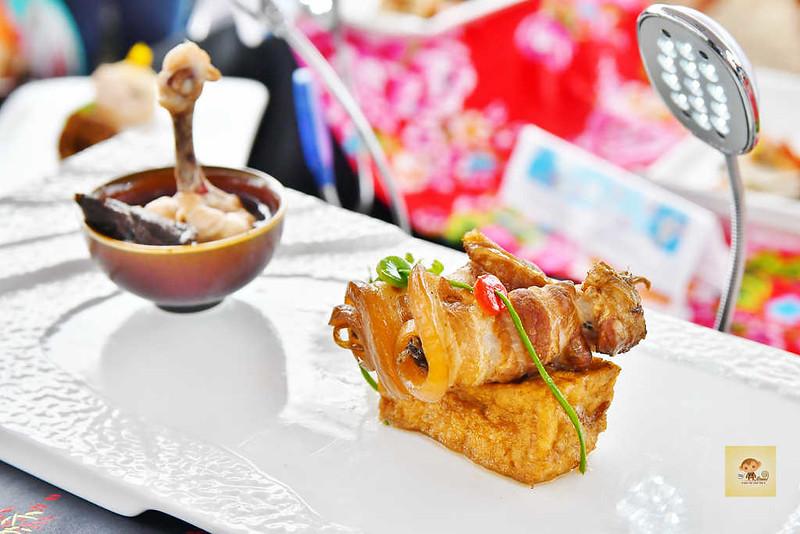 台南府味客家料理比賽56