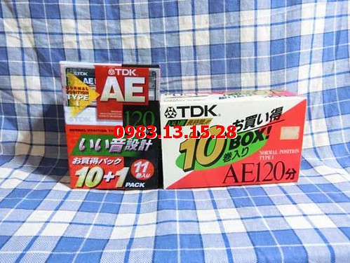 TDK AE 120_result