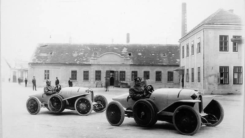 Austro Daimler Sasha