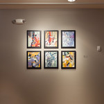 Linda Scholes - Carpe Diem, Jeffco Teacher Solo Exhibition - Photo by Wes Magyar