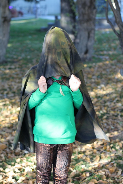 ranger's apprentice costume by replicate then deviate