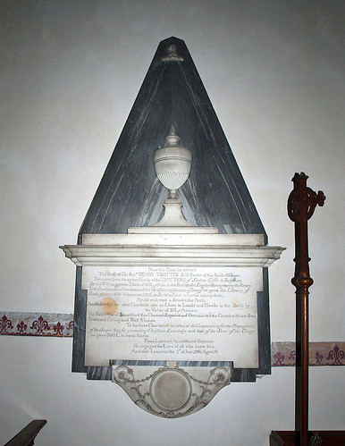 Henry Trotter 1766