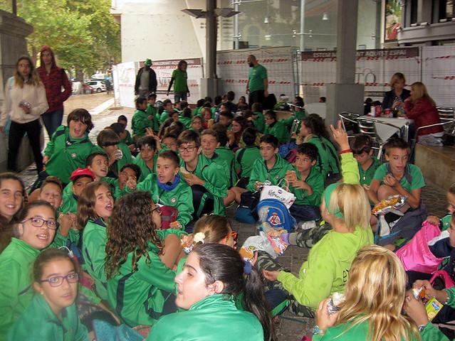 Excursión a Xàtiva de 6º de Primaria - 2017