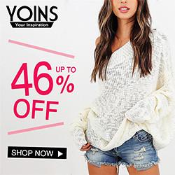 Yoins Anniversary Sale