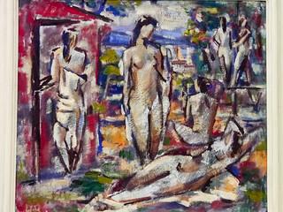 Badende, 1912