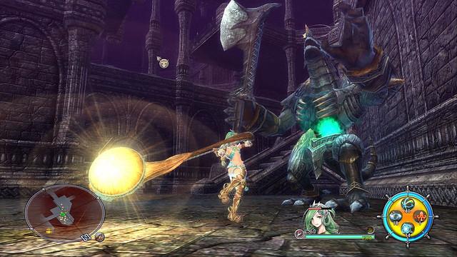 Ys VIII Lacrimosa of Dana - Combat