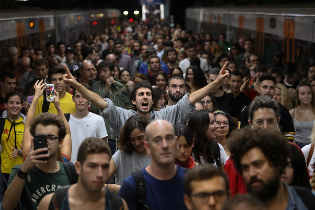 Catalonia: strike hits public services