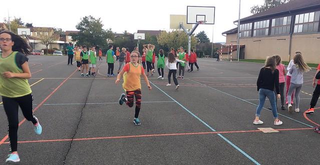 Tournois sportifs pour les collégiens et écoliers de Villié-Morgon