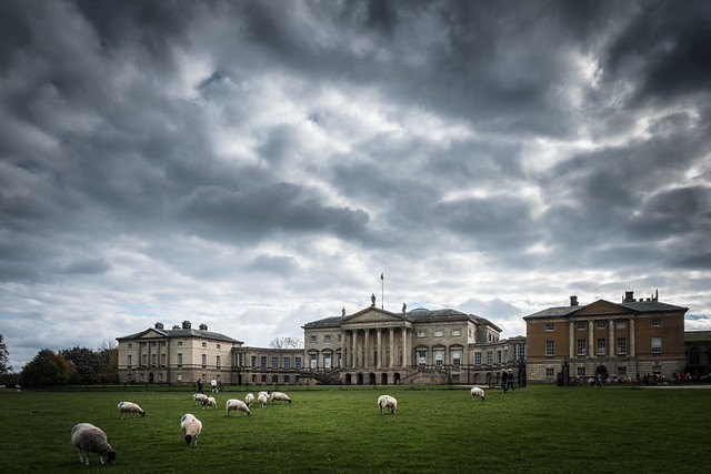 Kedleston Hall, October visit., Fujifilm X-Pro2, XF16-55mmF2.8 R LM WR