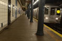Bay Ridge Av (R) Station Before Renewal