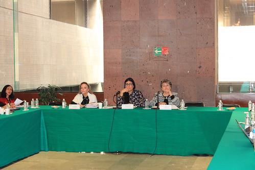 Comisión de Igualdad de Género 18/oct/17