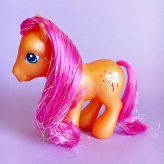 FOR SALE: 2004 Sparkleworks III - My Little Pony