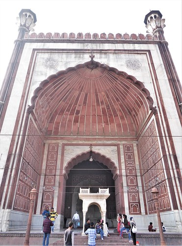 delhi-Mosquée Jama (11)