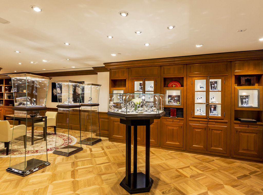 102517 Blancpain interior and exterior architectural photographs