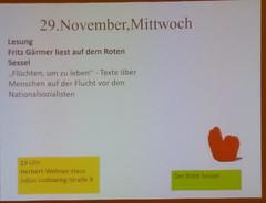 Auftakt Harburger Gedenktage 2017