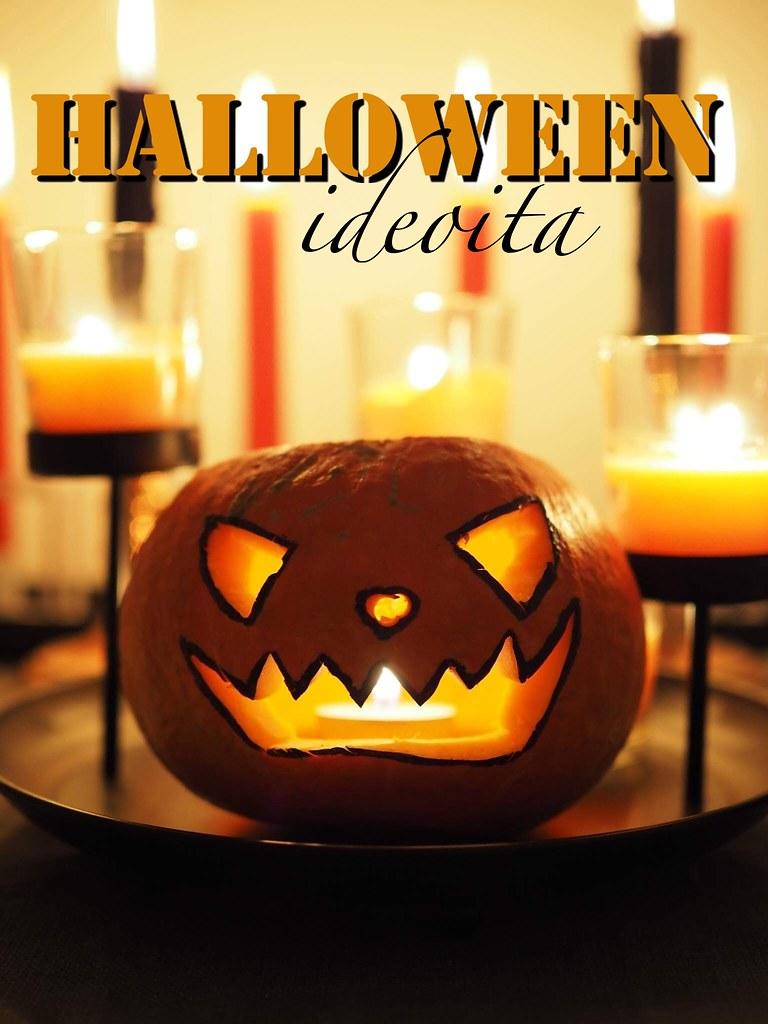 halloween-ideoita