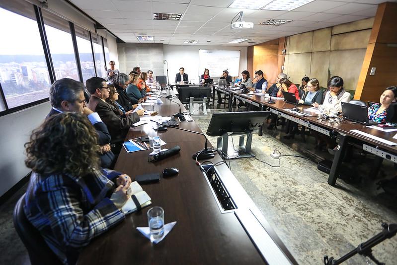 MinEduc mantiene diálogo con agencias de la ONU para coordinar acciones contra la violencia