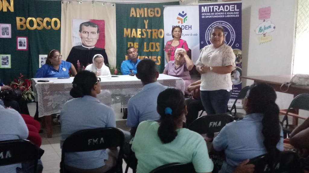 2017-8-16 & 9-12 Argentina: UPACP took the lead in building alliances and synergies among Governments and Domestic Workers