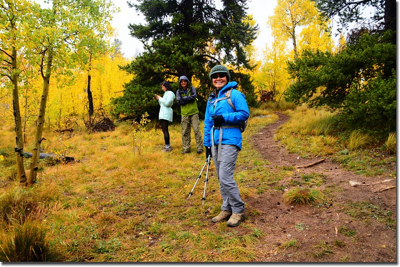 Taken from Colorado Trail, Kenosha Pass (4)