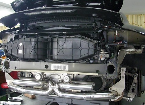 Porsche 991.1 x Armytrix Exhaust