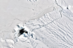 New Iceberg in Antarctica, variant
