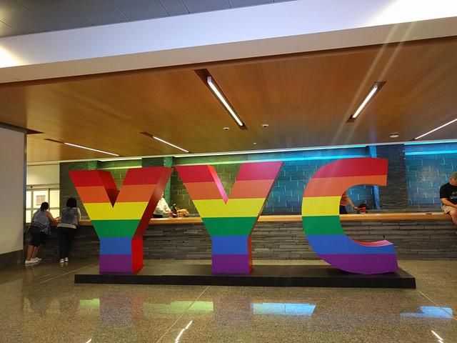 landing in Calgary - YYC