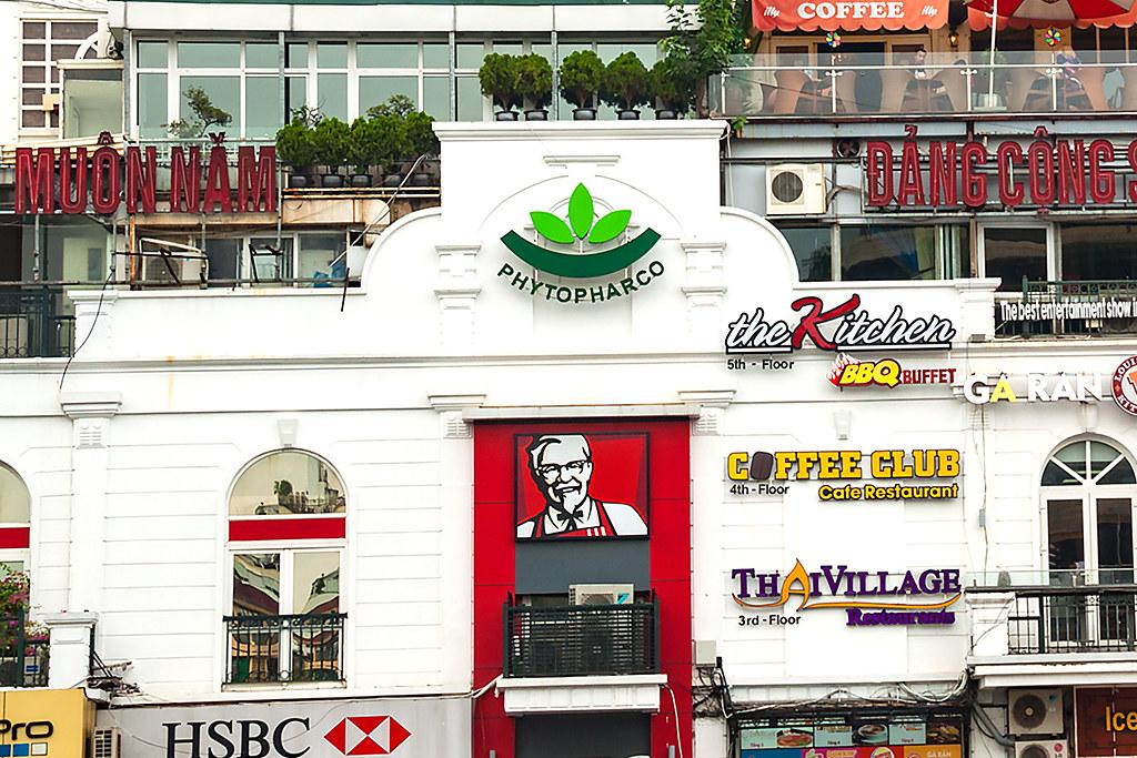 DANG CONG SAN VIET NAM QUANG VINH MUON NAM--Hanoi (detail 2)