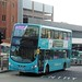 Arriva NW 4443 MX61AYV Queen Square, Liverpool 9 October 2017