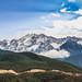 Jade Dragon Snow Mountain in Lijiang city