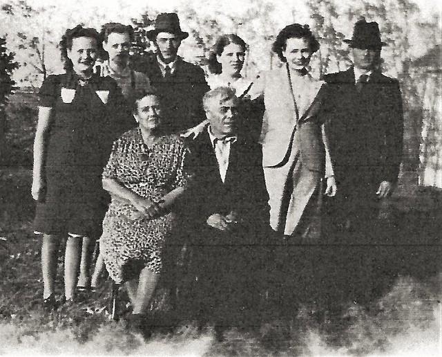 Casbon GW family 1940s