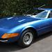Blue Ferrari Daytona