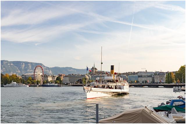 My Lovely Geneva  - Lake Front - D50_1530