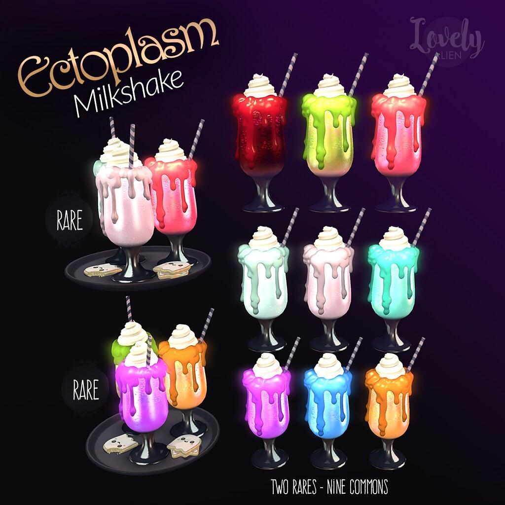 Ectoplasm Milkshake Gacha Key - TeleportHub.com Live!
