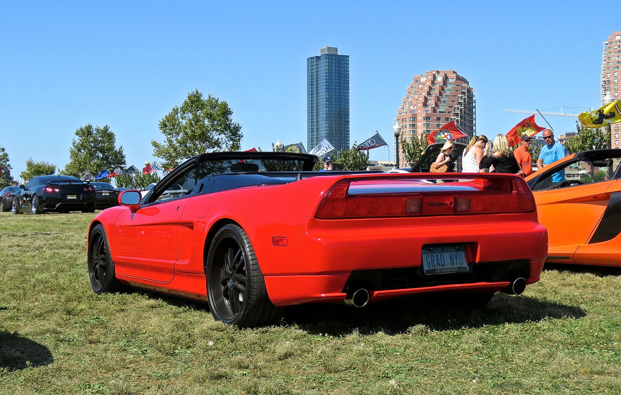 Acura NSX Convertible Newport Conversion 3